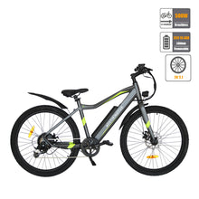 Load image into Gallery viewer, City Commuter Electric Bicycle 36V 10.4AH 500W Electric Bike ebike