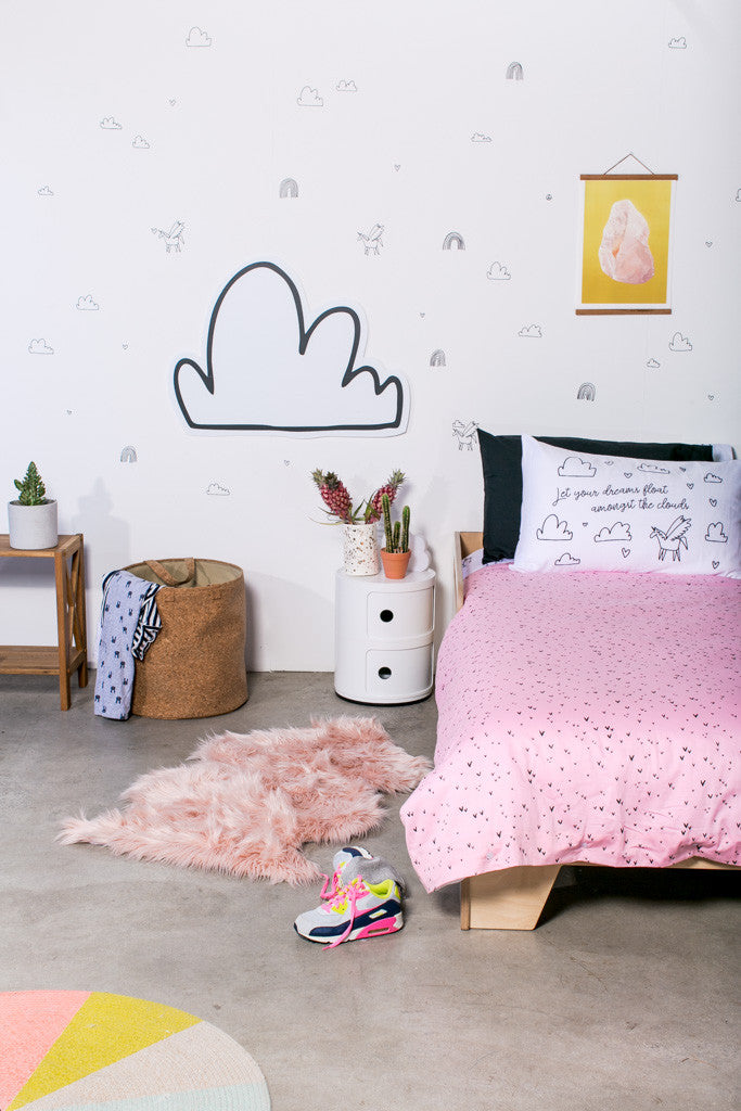 Unicorn Dreams Duvet Cover