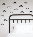 Cars and Trucks Wall Stickers