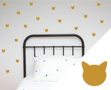 Cats Wall Stickers - Wall decals - 100 Percent Heart