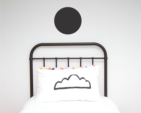 Large Dot Single Wall Sticker