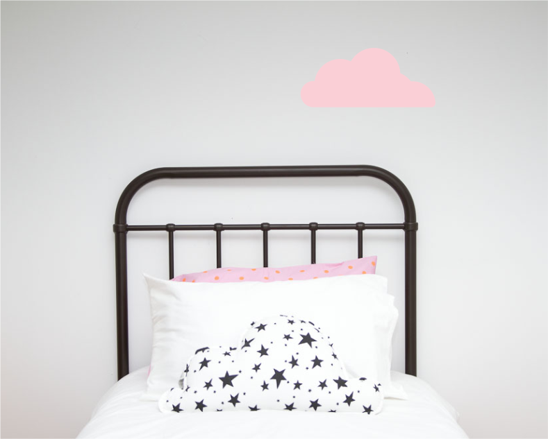 Cloud Single Wall Sticker