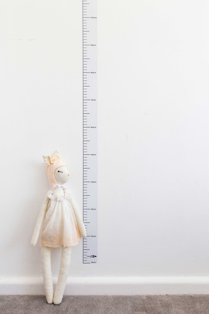 Keepsake Height Chart