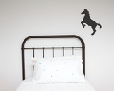 Horse Single Wall Sticker