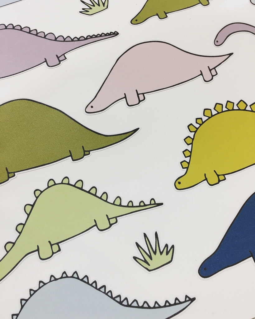 Dinosaurs Wall Stickers