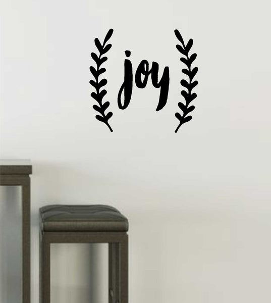 Joy Quote Wall Decal