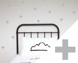 Crosses Wall Stickers