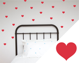 Heart Wall Decals By One Hundred percent heart