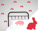 Rabbits Wall Stickers