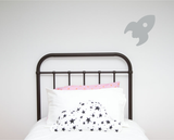 Rocket Single Wall Sticker