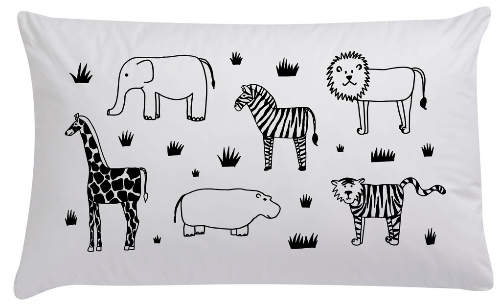 Safari Pillowcase