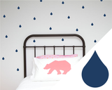 Small Drips Wall Stickers