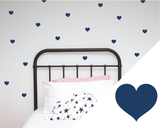 Heart Wall Stickers - Small - Wall decals - 100 Percent Heart