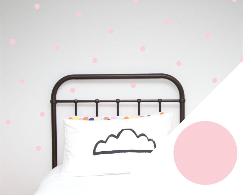 Polka Dot Wall Stickers - Small