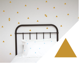 Triangle Wall Stickers - Small