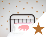 Stars Wall Art Stickers - Wall decals - 100 Percent Heart