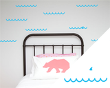 Waves Wall Stickers