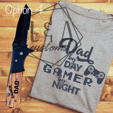 Load image into Gallery viewer, POCKET KNIFE & SHIRT Father's Day Gift Box