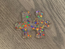 Load image into Gallery viewer, Autism Puzzle Piece Keychain
