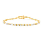 Tennis Diamond Bracelet