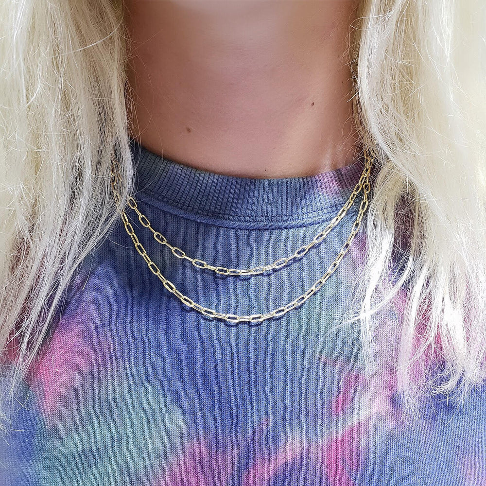 Link Chain Necklace