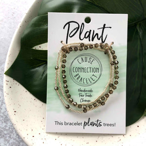 Plant • Cause Connection Bracelet