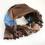 Horizon Scarf - Chocolate