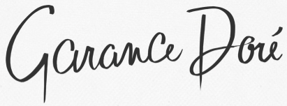 Garance Dore Pacific Review
