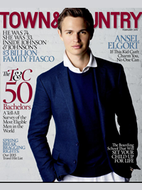 Town and Country January 2015