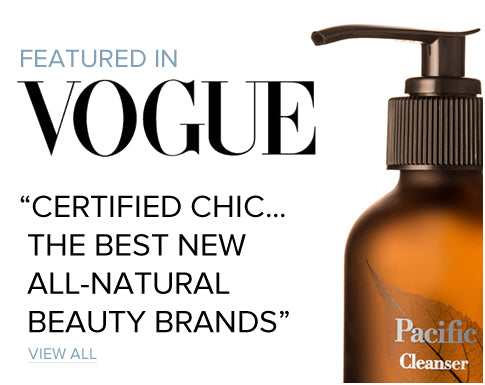Pacific Cleanser in Vogue