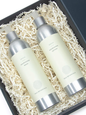 Bodywash & <br> Lotion Duo