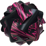 LuvALamps Pink Zebra Print Kit mix with Black