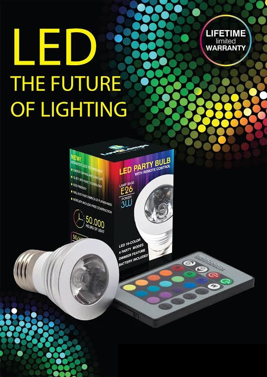 LuvALamps LED bulb