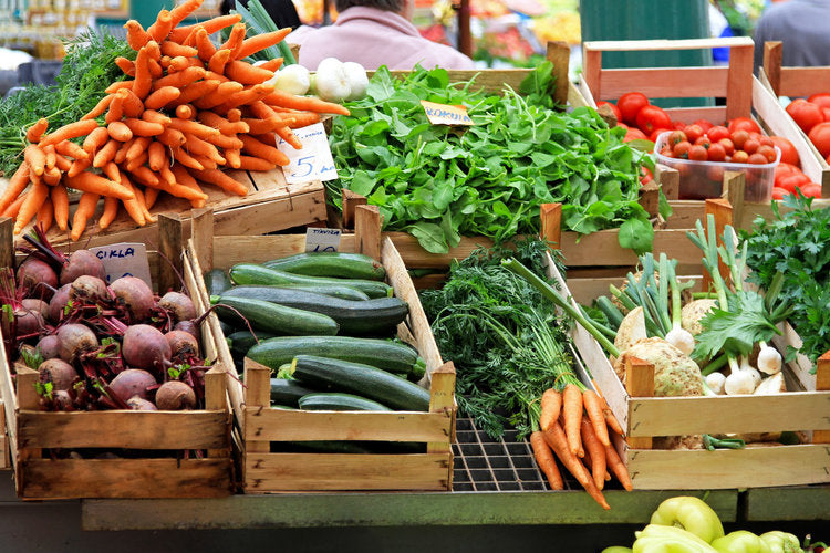 Why is organic produce so much better for you?