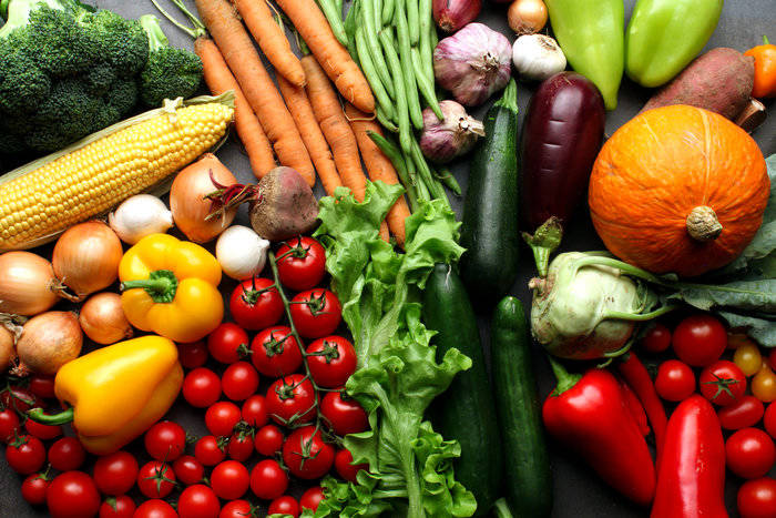 Why vegetables are the most important food group