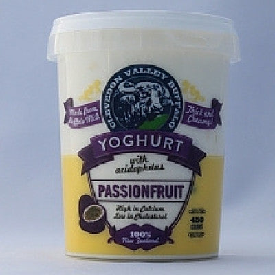 Buffalo Yoghurt Passionfruit 450 ml