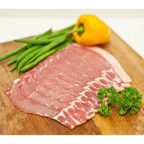 Free range Eye bacon 200g Moorish