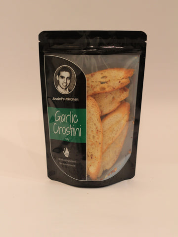 Garlic Crostini