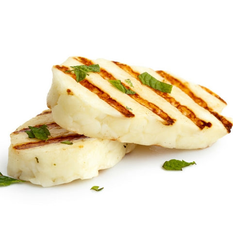 The Cheese Barn Organic Halloumi Cheese