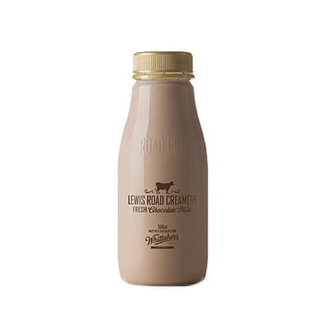 Lewis Road Creamery Chocolate Milk 300ml 6 pack