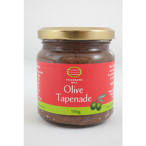 TG Olive Tapenade 190g
