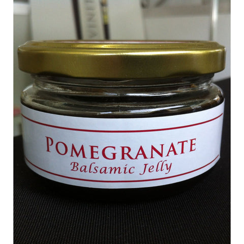 Pomegranate Balsamic Jelly - Divinity