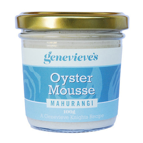 Genevieve's Oyster Mousse 100g
