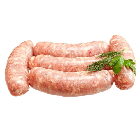 Harmony Pork & Fennel sausages