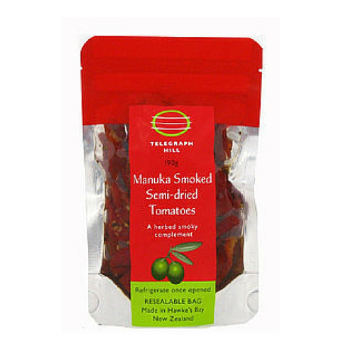 TG Manuka smoked Dried Tomatoes 190g