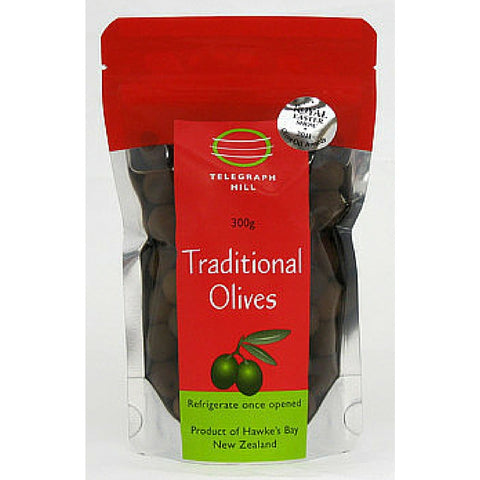 TG Traditional olives 300g