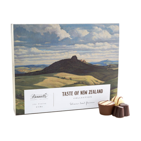 Bennetts chocolate: Taste of NZ