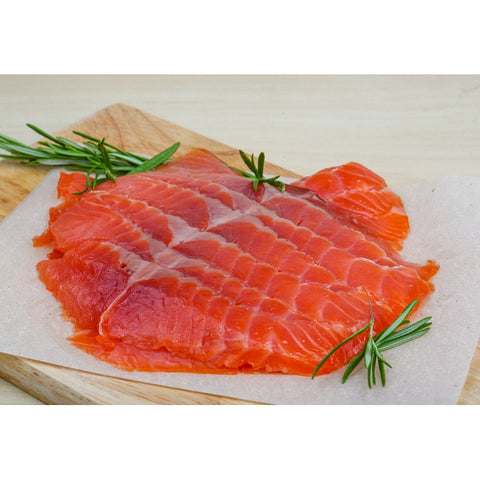 Akaroa Cold smoked salmon 250g