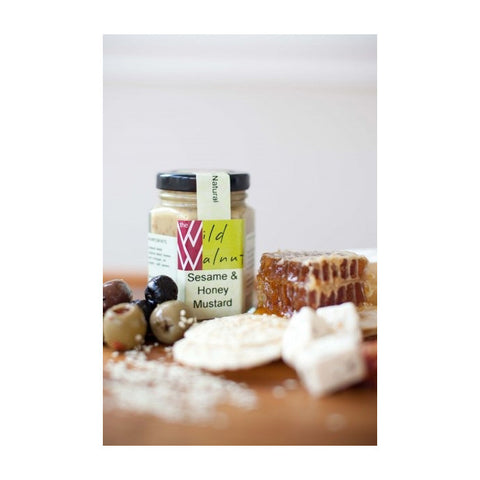 Wild Walnut Sesame & Honey Mustard 110g