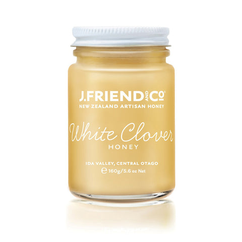 White Clover Honey 160g